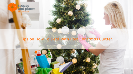 Tips on How To Deal With Post Christmas Clutter