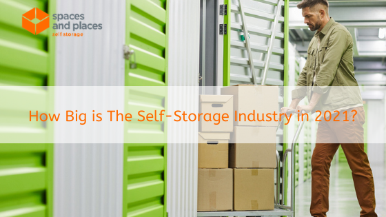 How Big is The Self-Storage Industry in 2021_
