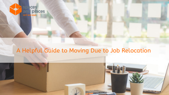 A Helpful Guide to Moving Due to Job Relocation