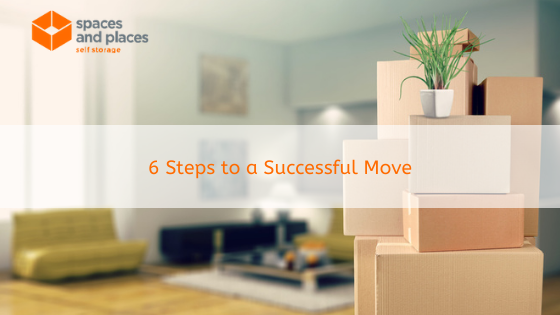 6 Steps to a Successful Move