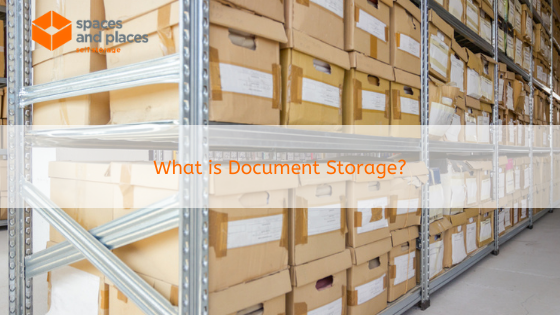 What is Document Storage