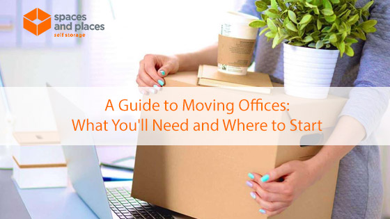 A Guide to Moving Offices: What You'll Need and Where to Start